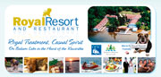 Royal Resort and Restaurant