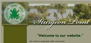 Sturgeon Point Golf